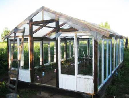 Greenhouse Balcony Diy