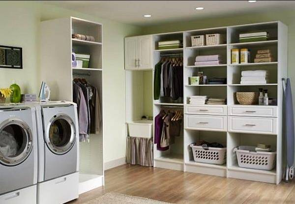 20 Smart Laundry Room Design Ideas And Tips For Functional Decorating