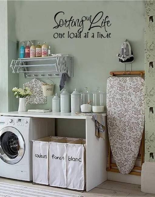 6 Smart Laundry Room Design Ideas and Tips for Functional Decorating