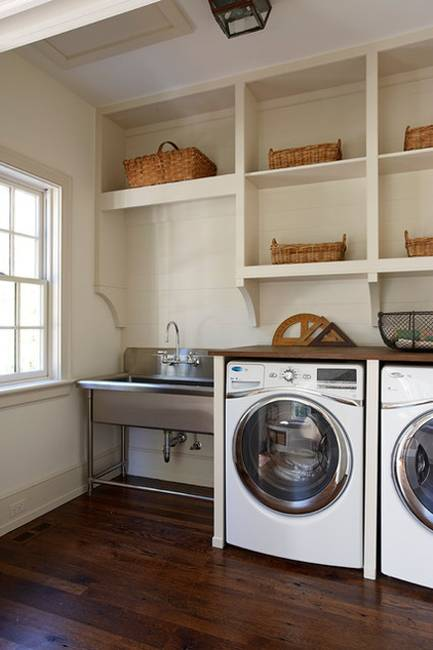 Laundry Rooms Designs: 20 Smart Laundry Room Design Ideas And Tips For Functional