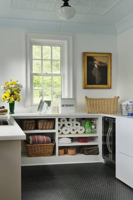Diy Home Decorating Interior Design Idea: 20 Smart Laundry Room Design Ideas And Tips For Functional