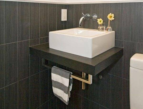Bathroom Sink Styles: Modern Bathroom Ideas, Latest Trends In Rectangular