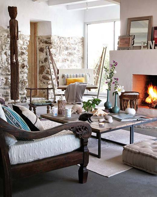 Spanish Home Design And Decorating Ideas Interior