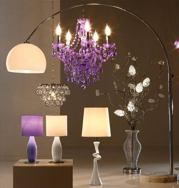 room decorating with lights, european designs for modern interiors