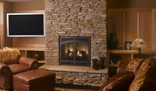 living rooms with fireplaces 30 multifunctional and modern living room designs with tv 12259