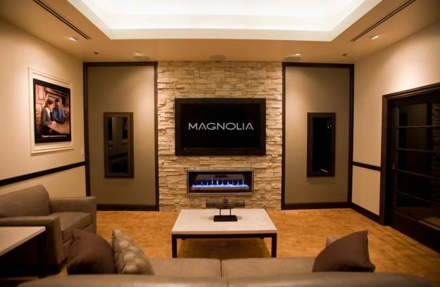 30 Multifunctional And Modern Living Room Designs With Tv And Fireplace