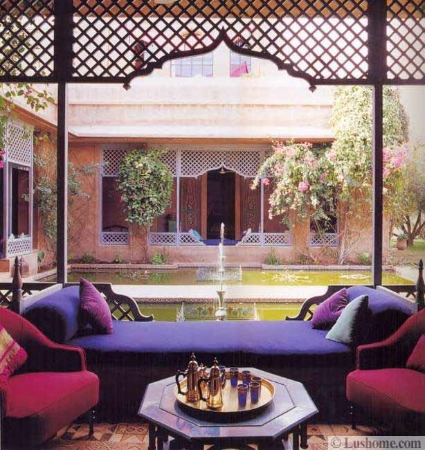 20 Moroccan Decor Ideas For Exotic And