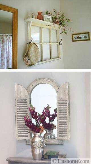 Simple Frame Wall Ideas
