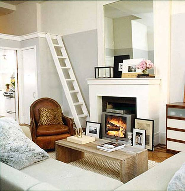 10 space saving modern interior design ideas and 20 small living rooms for Living room ideas small spaces