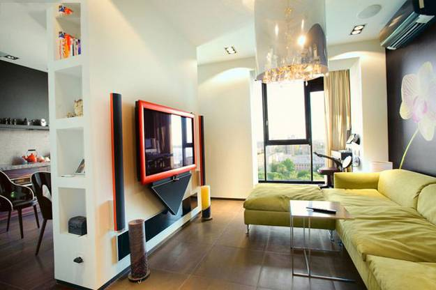 10 space saving modern interior design ideas and 20 small living rooms for How to set small living room
