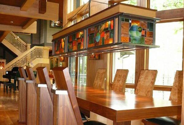 Stained Glass Painting Ideas Bringing Spectacular Colors