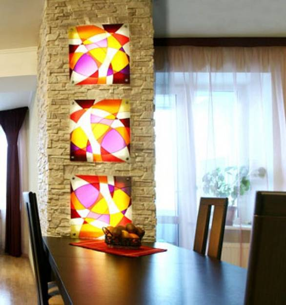 Stained Glass Painting Ideas Bringing Spectacular Colors Into Modern