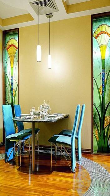 Stained Glass Painting Ideas Bringing Spectacular Colors ...