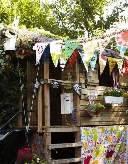 25 Tree House Designs for Kids, Backyard Ideas to Keep ...