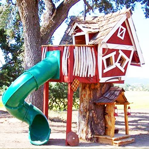 Yard Ideas For Kids Backyard Playground