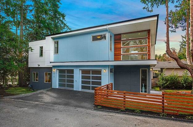 Garage Design Ideas, Door Placement and Common Dimensions