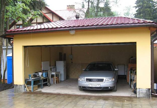 Garage Design Ideas Door Placement And Common Dimensions