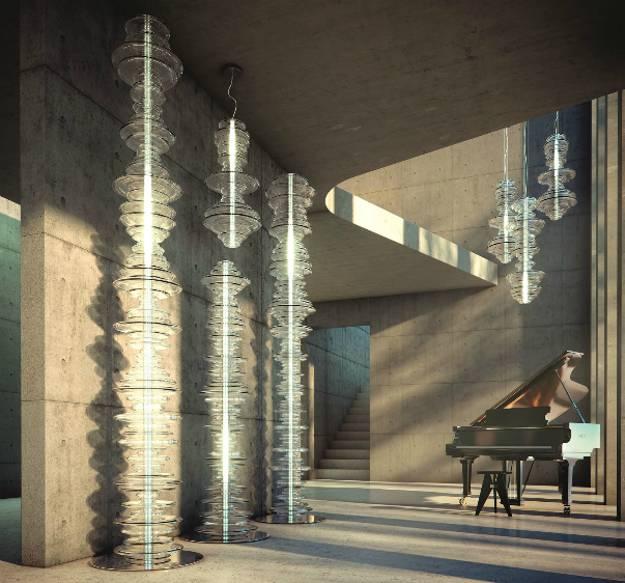 Unique Lighting Designs: 20 Unique Lighting Design Ideas, Designer Lights For