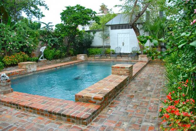 48 Latest Trends In Decorating And Upgrading Backyard Swimming Pools Cool Backyard Designs With Pool Decoration