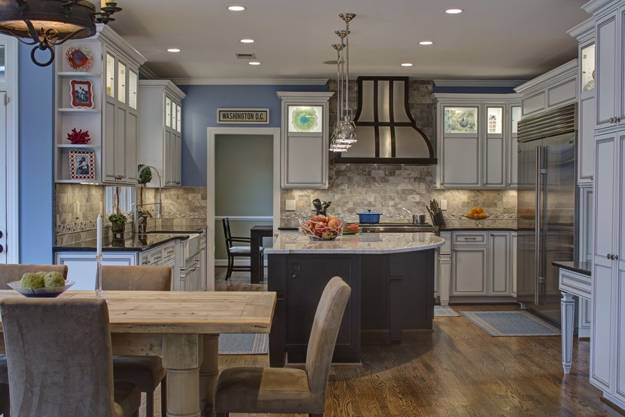 Modern Kitchen Design And Decor Ideas By Case Design Remodeling Inc New Contemporary Kitchen Remodel Decoration