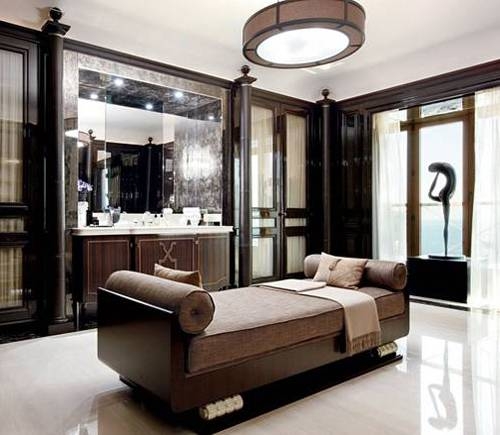 20 Modern Contemporary Masculine Bedroom Designs: 20 Elegant Masculine Interior Design Ideas