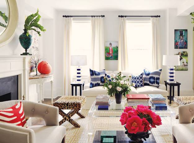 Top 10 interior design trends for 2015 that everyone loves to experiment with & Modern Interior Design Trends and Decorating Colors Everybody Loves