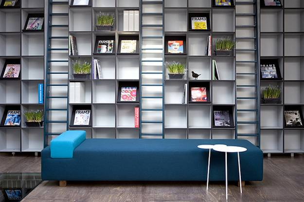 21 Creative Storage Ideas For Books Modern Interior Design With Wall Shelves