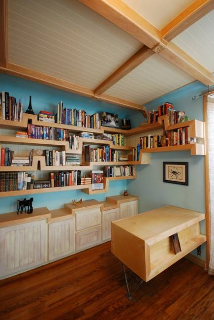 21 Creative Storage Ideas For Books Modern Interior