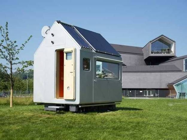 small homes and eco friendly ideas for green living