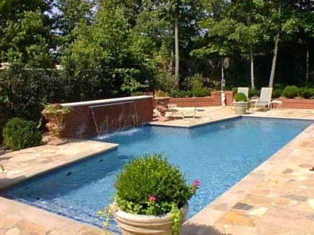 20 Creative Swimming Pool Design Ideas Offering Great ...