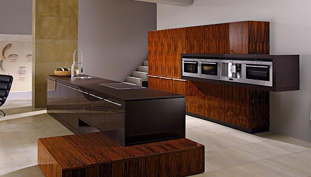 Decorating With Glass Cabinets Doors Brings Light Into