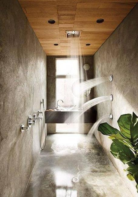 custom shower designs ideas design art - Custom Shower Design Ideas