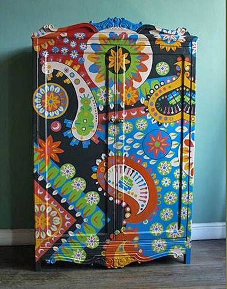 Hand Painted Furniture Creative