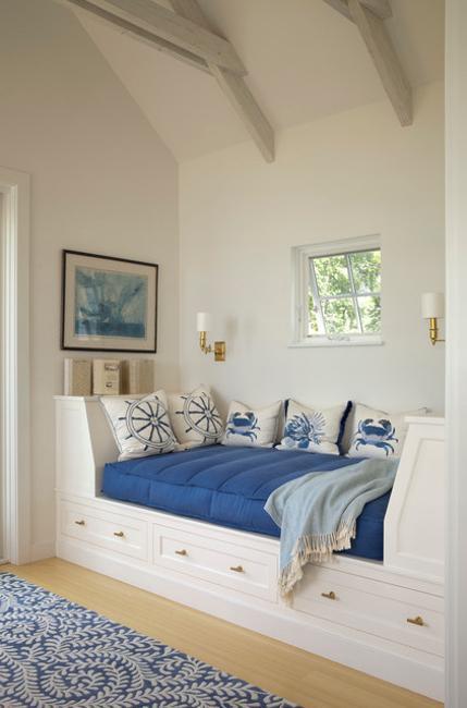 Small Home Library: 25 Cozy Interior Design And Decor Ideas For Reading Nooks