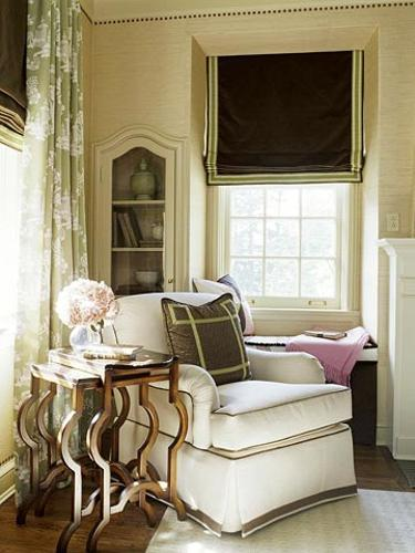 Home Library Decorating Ideas: 25 Cozy Interior Design And Decor Ideas For Reading Nooks
