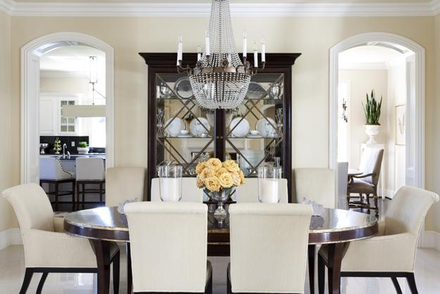 10 Great Tips And 25 Modern Dining Room Decorating Ideas