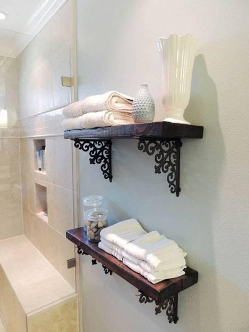 25 modern ideas for small bathroom storage spaces - Bathroom storage ideas small spaces ...