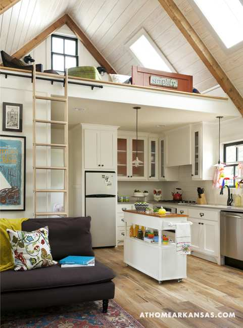 Small House Interior Design: 22 Small Homes Featuring Modern Interior Design And