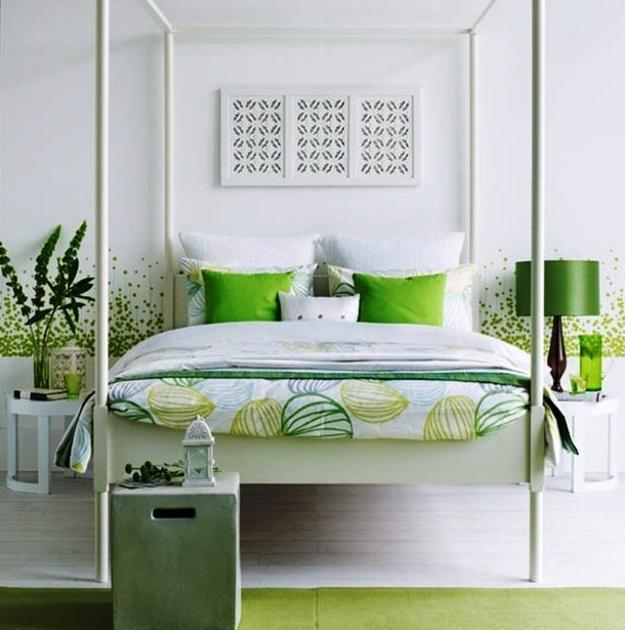 Excellent 4 Modern Ideas To Add Interest To White Bedroom Decorating Interior Design Ideas Gentotryabchikinfo