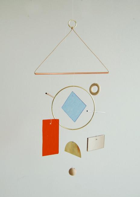 Modern Geometric Wind Chimes to Feng Shui Homes