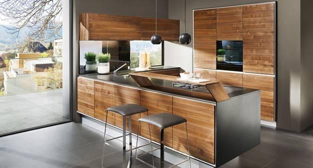 Exclusive Eco Friendly Modern Kitchen Design By Team7