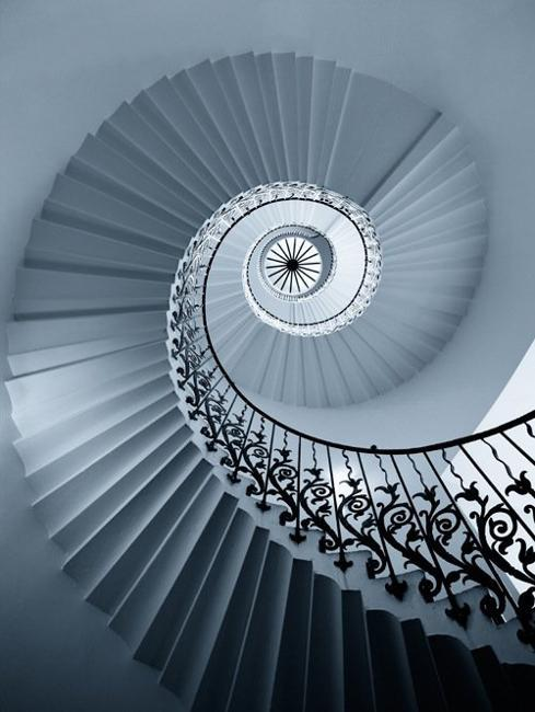 25 Beautiful Spiral Staircase Designs Bringing Art Into