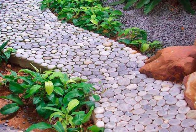 25 Yard Landscaping Ideas Curvy Garden Path Designs To
