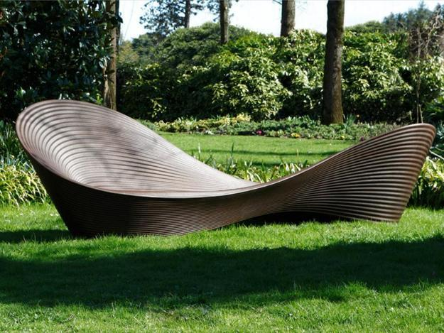 Magnificent 20 Creative Garden Benches Inspiring New Ideas For Garden Design Ocoug Best Dining Table And Chair Ideas Images Ocougorg