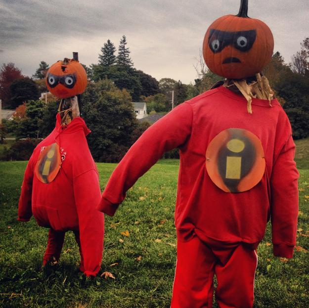 33 Pumpkin People Inspirations To Make Unique Halloween
