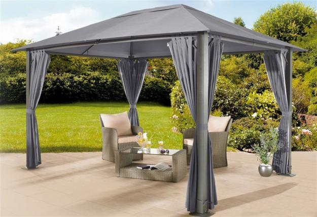 25 Metal Gazebo Designs And Great Outdoor Furniture
