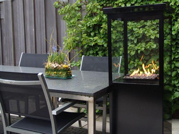 25 Contemporary Fireplace Design Ideas For Modern Outdoor