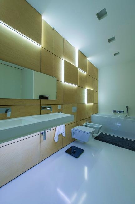 contemporary interior design, contemporary bathroom design and storage solutions