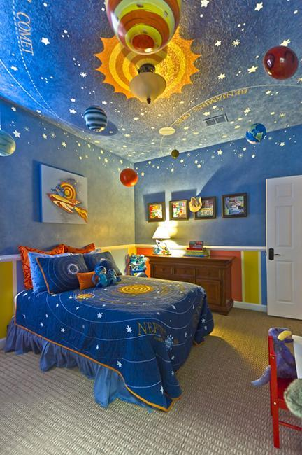 children bedroom design and decor ideas