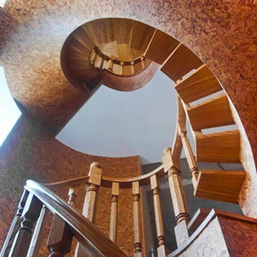 33 Staircase Designs Enriching Modern Interiors With: 22 Spiral Staircase Photographs, Inspirations For Interior